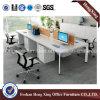 Estação de trabalho da divisória do escritório da mobília de escritório do projeto moderno (Hx-Nj51030)