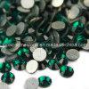 El Rhinestone caliente del arreglo de la alta calidad DMC para adorna (el grado de SS10 Emerald/3A)