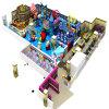 2015 Naughty poco costoso Castle, Indoor Playground da vendere