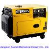 Multipropósito 5kVA pequeño grupo electrógeno diesel móvil (BM6500TE)