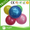 Bola de Transperant de la bola del masaje del PVC con la bola del masaje de Footspiky de la espina dorsal