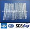 Fibre synthétique de fibres brutes de polypropylène macro pour le béton armé