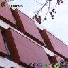 Painéis de parede compostos plásticos de madeira duráveis exteriores