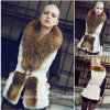 New Arrival Women's Winter Real Rabbit Fur Vest (Qy-V04)