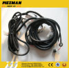 El cargador de la rueda de Sdlg LG956 LG958 L968 parte el rodillo de guía de cable 29180009881