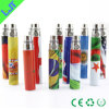 Colorful EGO Thread 650mAh E Cigarette Battery, E-Cigarette Battery Wholesale China, Big Battery E Cigarette