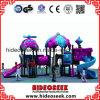 أطفال خارجيّة ملعب منزلق تمرين عمليّ تجهيز [أم/ودم] ملعب