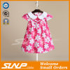 Дети хлопка одевая платье девушки