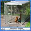 溶接されたワイヤーによって電流を通される犬の犬小屋のパネル