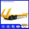 Bâti de 2 essieux/remorque inférieurs de Lowbed/Lowboy semi