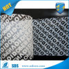 White Color Tamper Evident Security Tape