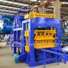 Vollautomatischer Qt12-15 Flugasche-konkreter hohler Block, der Maschine herstellt