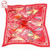 Печатание шарфа типа способа шарфов сатинировки