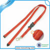 Customs professionale Lanyard Nylon con l'OEM