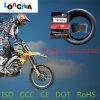 Chambre à air de moto de caoutchouc butylique des prix modérés de qualité d'Atable d'usine de Qingdao