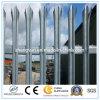 一点鋼鉄柵の塀