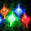 Knot chinês 10m 100LED Christmas Light String