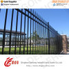 주문을 받아서 만들어진 Wrought Iron Fence 또는 Iron Fencing/Aluminium Fence/Iron Railing Design