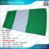 高品質160GSM 100%年のPolyesterナイジェリアNational Flag (J-NF05F09027)
