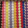 標準的で多彩なヒマワリの水溶性の刺繍のレース