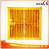 28V 10ohms 80*390mm flexible elektrische Polyimide Heizung
