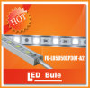 IP68 0.25m Aluminum Huisvesting Blue SMD2835 Rigid Strips LED Light Bar