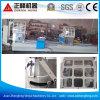 Le découpage en aluminium de machines de porte de guichet en aluminium a vu des machines