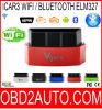 Ayuda de Vgate Icar3 WiFi Bluetooth Elm327 todo el lector de código de Icar 3 de los coches de los protocolos de Obdii para Ios/PC androide