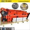 Type supérieur briseur hydraulique, briseur de Hyundai, excavatrice de marteau de briseur