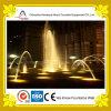 Напольный круглый фонтан нот с изменять покрашенные света