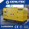 générateur diesel silencieux de 15 KVAs actionné par l'engine chinoise de Ricardo