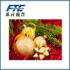 De Slinger van het Klatergoud van Kerstmis voor de Decoratie van de Kerstboom of van de Partij