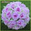 Decoração brilhante da mola da esfera da flor da cor 2015