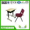 Suavemente escuela Escritorio y silla / Escuela Aula Escritorio y silla / Escuela Muebles Estudiante Presidente A47