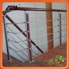 Barandilla de interior de acero de la escalera de Stainles (DD130)