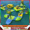 商業用等級水ゲームのための膨脹可能な水公園の水公園