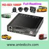 高品質1080PパブリックバススクールバスのトラックのためのGPSの追跡およびCCTVの監視