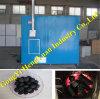 Máquina do secador da esfera do carvão vegetal da capacidade elevada
