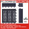 Azulejos que se enclavijan de la estera modular para el suelo al aire libre o de interior comercial de la entrada del edificio