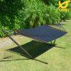 De zwarte Hangmat van de Kabel van 100% Hand Geweven met de Tribune van het Staal