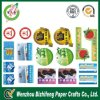 Vario de Product Buttom Packing Label Sticker