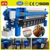 Máquina da imprensa de filtro do óleo do preço de fábrica grande