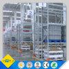 Het Rekken van de Opslag van het Pakhuis van het Aluminium van de industrie Systeem
