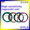 Sensitivity elevado Coil Hyc-S Rogowski Coil para Leakage/Zero-Sequence Detection Flexible Rogowski Coil