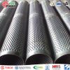 Stainless Steel Bridge Slotted Filter Pipe