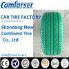 Pneumático do carro da cor, pneu do elevado desempenho, pneu radial