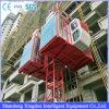 Подъем здания конструкции Двойн-Клетки Sc200/200-2ton