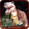 Realistische vorbildliche Dinosaurier-Innenausstellung
