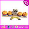 크리스마스 장난감 아이들 균형 구획 장난감 W11f027