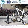 O Dobro-Lado 2015 que carrega a bicicleta da grade da cremalheira de 6 bicicletas Cremalheira-Está para a bicicleta